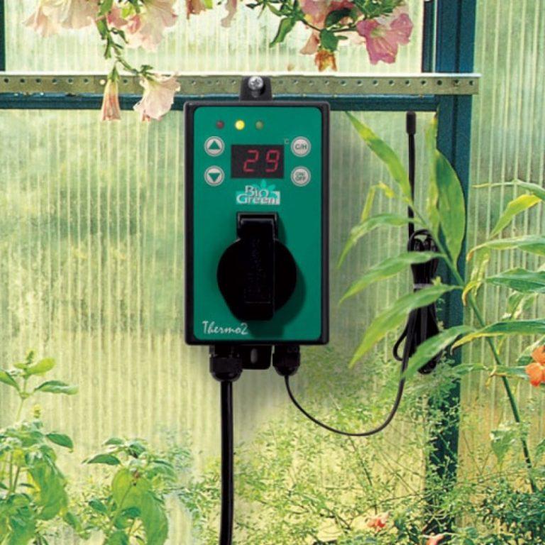 терморегулятор в теплице