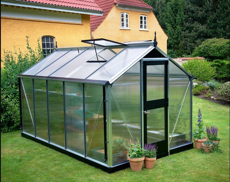 Агроном: Какие виды теплиц с открывающейся крышей существуют в 2019 году